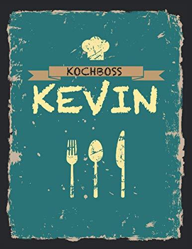 Kochboss Kevin: Das personalisierte...