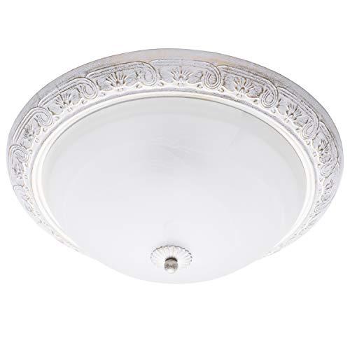 MW-Light 450013703 Runde Deckenlampe 3...