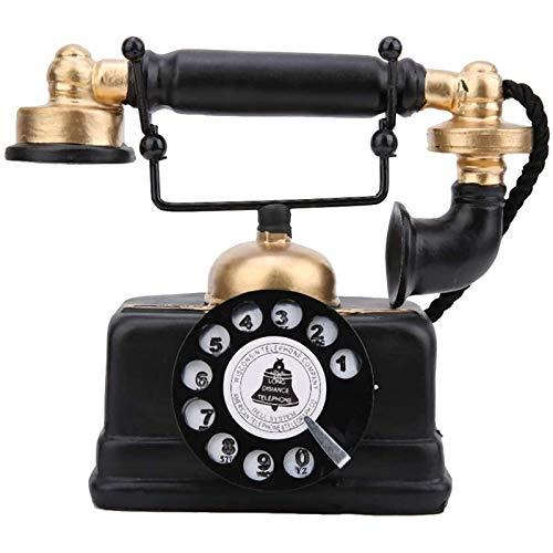 iFCOW Antikes Telefon Wohnaccessoire...