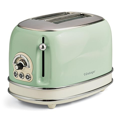 Ariete 155, Design-Toaster für 2...