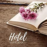 Vintage Hotel Guest Book: An Ideal Guest Sign In Book For Hotel