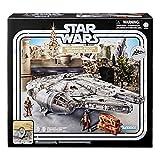 Hasbro Star Wars The Vintage Collection Galaxy's Edge Millennium Falke Smuggler's Run elektronisches Fahrzeug, Spielzeug für Kids ab 4 Jahren