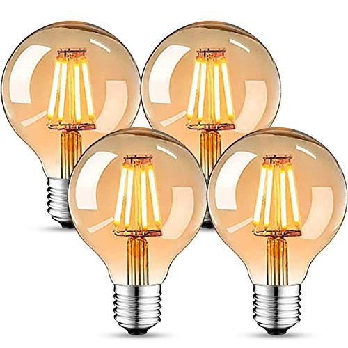 Edison Vintage Glühbirne, Edison LED...