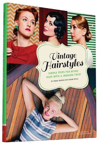 Vintage Hairstyles: Simple Steps for...