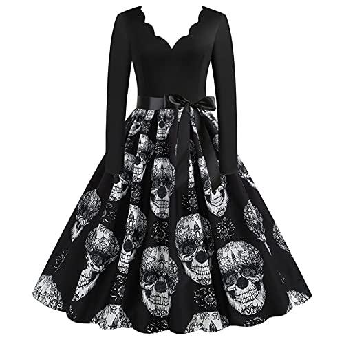 xxengfan Halloween Kostüm Damen...