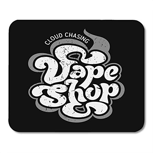 Mauspads Rauch Vape Vintage für Zeichen...