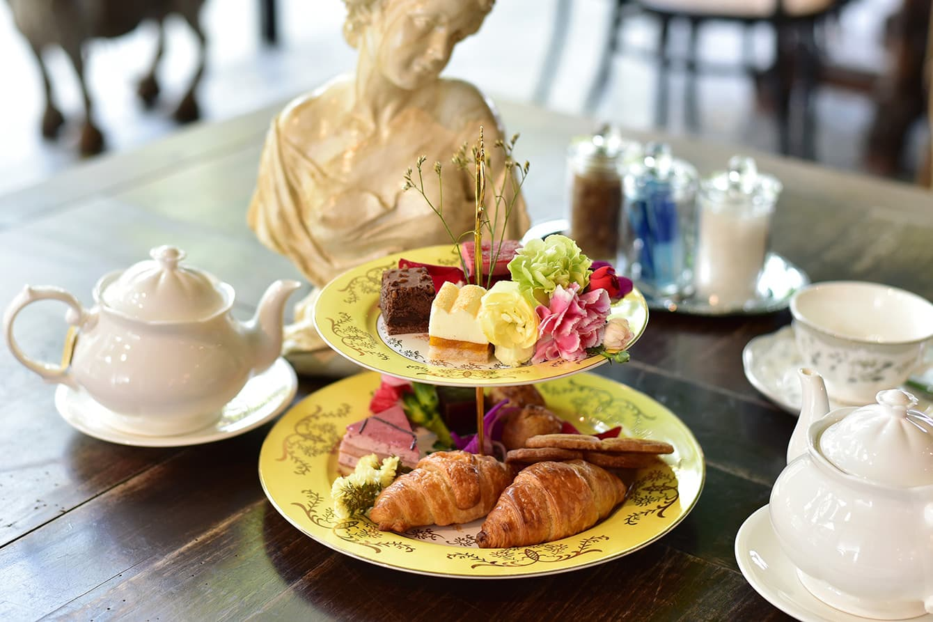 Very British - alles für die Vintage Tea Time Party