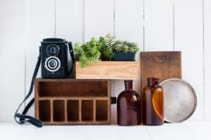 Vintage Wohnaccessoires - für ein stilvolles Zuhause