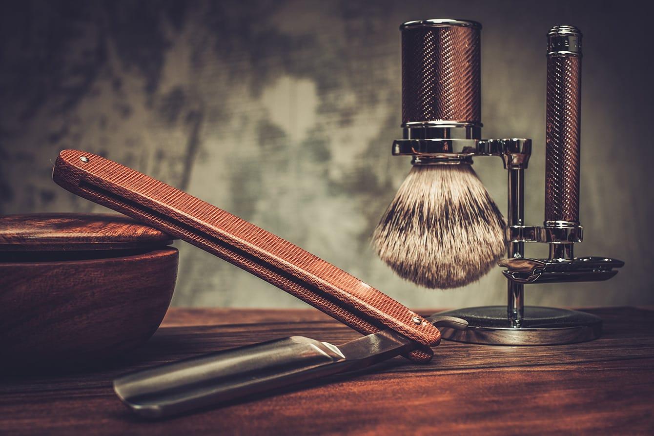 Die Vintage Rasierkultur - immer stilecht rasieren