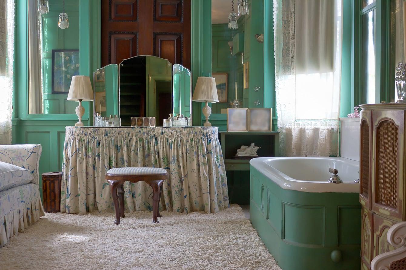 Passende Vintage Accessoires für das Badezimmer