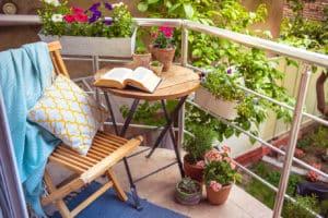 Tipps und Tricks für die Vintage Balkongestaltung