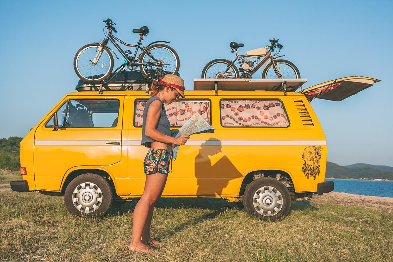 Vintage Camping - stilecht in die Ferien