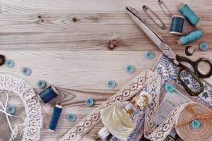 Vintage Handarbeiten sind wieder im Trend