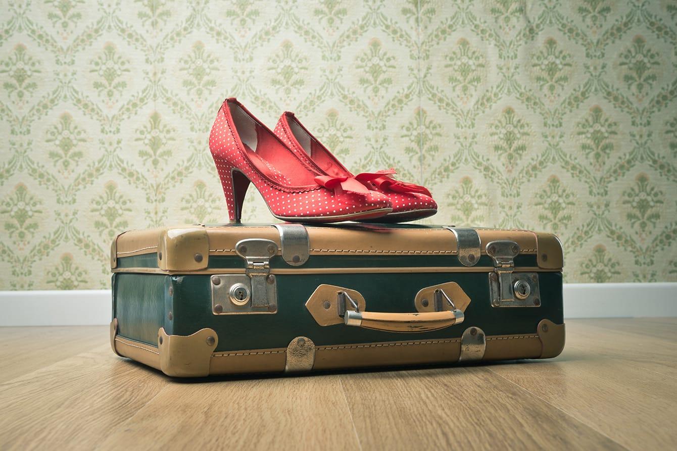 Vintage Reisegepäck - auch heute noch stilvoll reisen