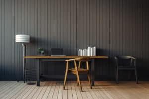 Die Vintage Bürogestaltung - neuer Stil mit alten Möbeln